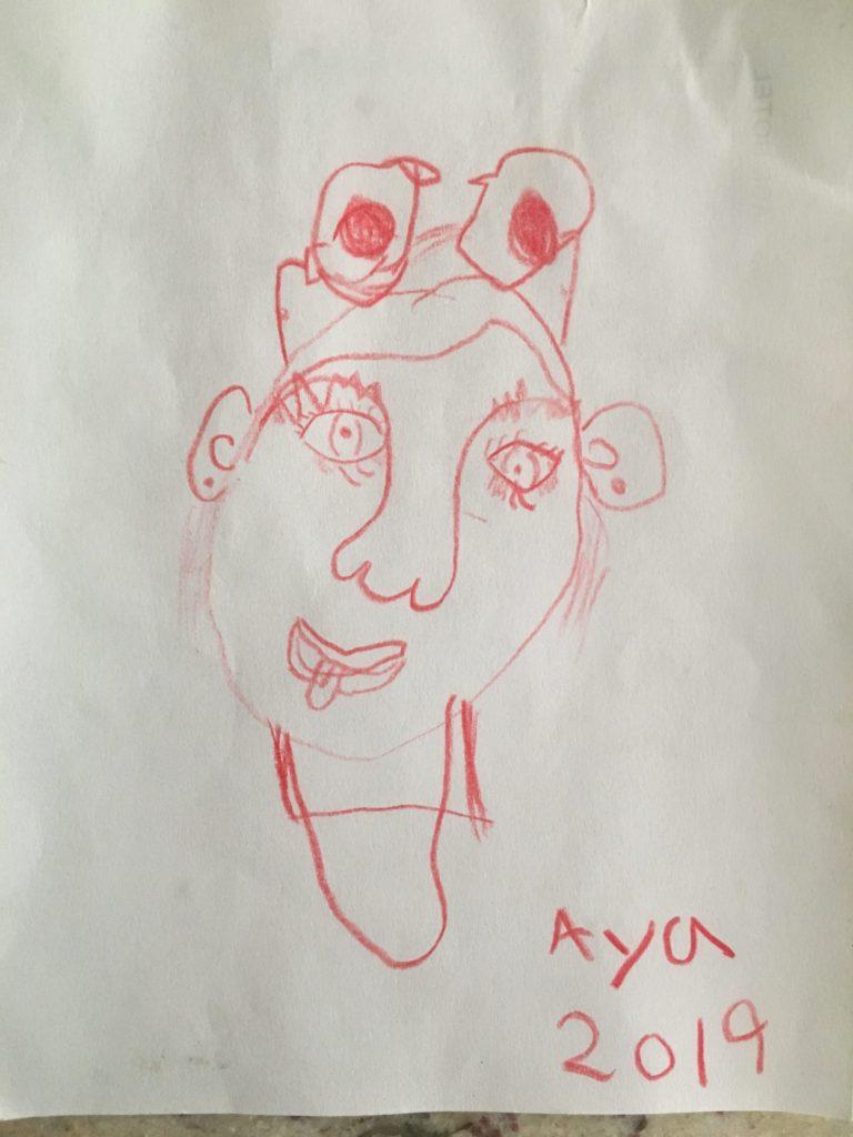 Doodle Alexa